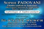 Cartes de visites : Padovani sophie