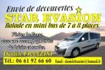 Cartes de visites : Star evasion