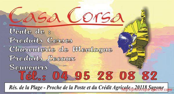 CASA CORSA